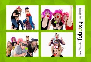 Fotobox für Firmenfeiern